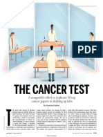 The Cancer Test