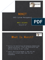 Monit - Introduction, Configuration, Usage