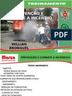 Marza Combate a Incendio