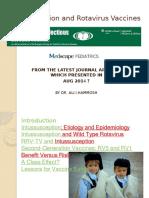 intussusception and rotavirus vaccines