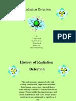 2003 Xray Radiation Detection