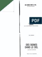 """""""Des Signes Dans Le Ciel"""", PAUL MISRAKI"""
