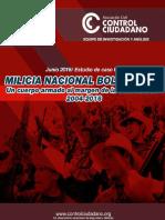 ControlCiudadano Milicia Nacional Bolivariana Junio2016