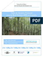 Blanco 2012 Forestal Red Natura