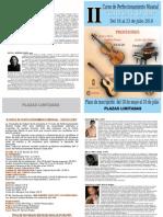 II Curso de Perfeccionamiento Musical 2010-PDF