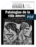 Revista Actualidad Psicológica Nº 449