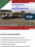 Cuidados a Serem Observados Nos Métodos de Amarração de Equipamentos e Maquinas Para Transporte