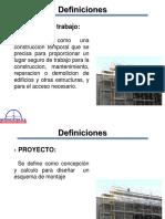 Tema 1 Introduccion Andamios