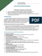 Proyecto de Matemática - Talleres Resolución de Problemas - 2016