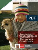 Conocimientos Tradicionales_recursos Geneticos
