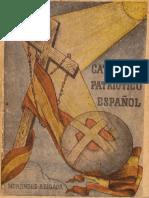 Catecismo Patriótico Español 1939
