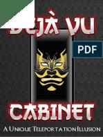 Deja Vu Cabinet 1