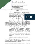 Postes em vias públicas não geram cobrança - TELEFONIA E ILUMINAÇÃO - STJ Resp 1193583 MG - 01.pdf