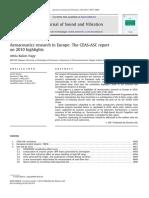 Aeroacoustics Research