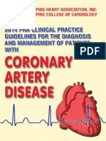 CPG-Coronary Artery Disease (2014)