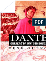 Dante Ve Ortacag'Da Dini Sembol - Rene Guenon