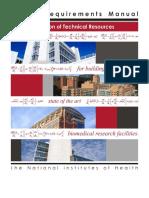 NIH Design Requirements Manual Ver 5-13 (1)
