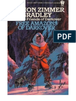 Marion Zimmer Bradley e Os Amigos de Darkover - As Amazonas Livres de Darkover- Contos
