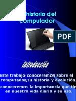 Trabajo Historia Del Computador