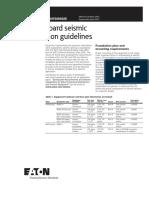Td01508002e Swich Board Seismic Design