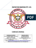 EPS Pvt Ltd Security Profile