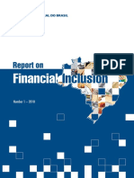 Report on Financial Inclusion n1 2010
