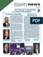 The Southwest Detroit Business Association's Community News Summer Edition