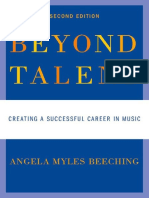Talent and Beyond Book