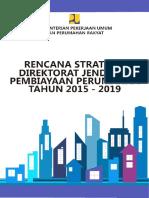 Renstra Ditjen Pembiayaan Perumahan 2015-2019