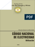 Codigo Nacional Electrico-peru