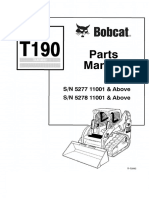 PDF Bobcat t190 Parts Manual Sn 527711001 and Above Sn ... on s205 bobcat wiring diagram, t180 bobcat wiring diagram, t650 bobcat wiring diagram, 763 bobcat wiring diagram, 753 bobcat wiring diagram, t250 bobcat wiring diagram, s150 bobcat wiring diagram, t300 bobcat wiring diagram, t200 bobcat wiring diagram,