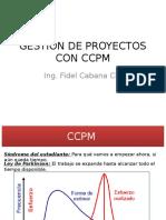 Gestion de Proyectos Ccpm