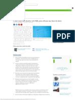 Cómo Crear Una Interfaz Web SQL Para Rellenar Una Base de Datos EHow en Españo