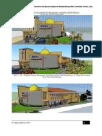 SAP2000 & SAFE Laporan Desain Struktur Dan Arsitektural Gedung Gereja GPdI