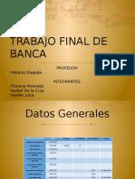 Banca Final