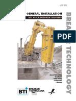 Rockbreaker System General Installation.pdf