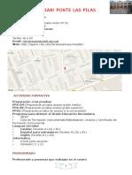 Perez Campayo Casimira Dossier COMPETIC 2