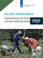 Nota Doe Democratie