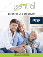 Essential Lite Brochure