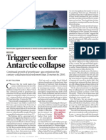 Nature.com_Antarctic Model Raises Prospect of Unstoppable Ice Collapse (31mrt16)