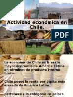 Actividad Económica en Chile