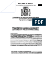 Auxilio Judicial Primer Ejercicio Tipo B (27!11!2010)