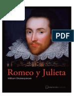 Romeo y Julieta Extract o