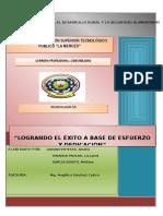 elexitoesunadecision-131209185334-phpapp01.docx