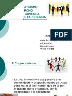 Cooperativismo Outsourcing Mejora Continua