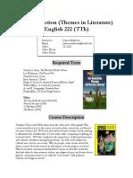 ENG 222 Syllabus -- Fall 2012 -- Matthews