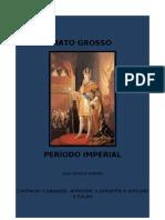 HISTÓRIA DE MT - PERÍODO IMPERIAL