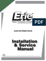 Erie Maintenance Manual