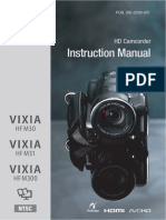 Canon Camcorder Manual