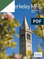The Berkeley MFE - Recruiting Guide